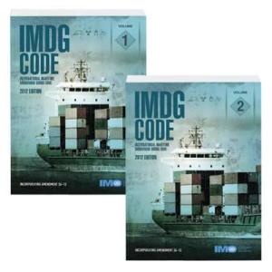 IMDG Code, 36th Amendment