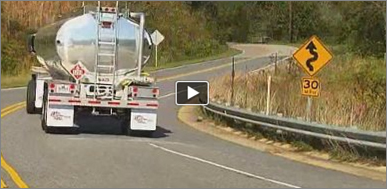 Cargo Tank Rollovers Video
